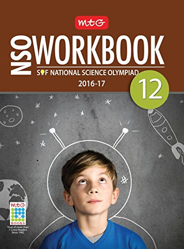 MTG National Science Olympiad (NSO) Work Book - Class 12