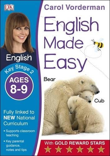 English Made Easy. Ages 8-9. Key Stage 2 (Made Easy Workbooks)