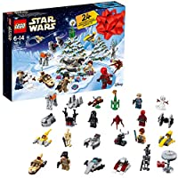Go on a galactic journey of holiday fun in 2018 with the 75213 LEGO Star Wars Advent Calendar. Behind the doors youll discover a star-studded collection of LEGO minifigures, starships, vehicles and more! And when youve collected all the gifts...