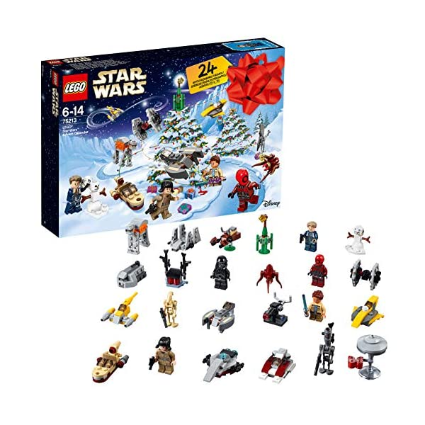 Lego Star Wars Calendario dell'Avvento, 75213 1 spesavip