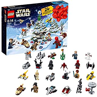 LEGO 75213 Star Wars Advent Calendar 2018 Christmas Countdown Building Toy for Kids (B0792RDN2T) | Amazon price tracker / tracking, Amazon price history charts, Amazon price watches, Amazon price drop alerts
