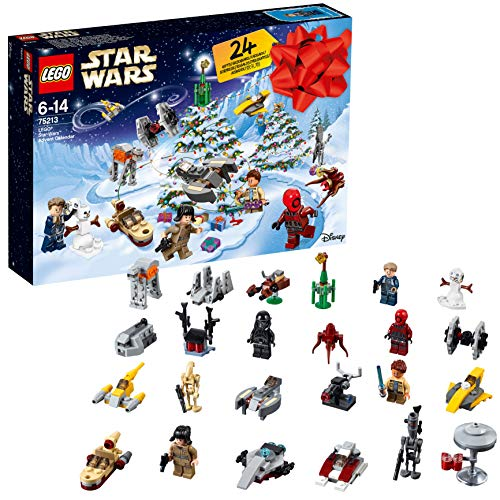 Lego Star Wars- Tie Fighter Calendario dell'Avvento, Multicolore, 5702016112078