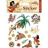 Spiegelburg 10615 Sticker Capt'n Sharky