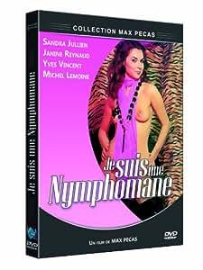 Je suis une nymphomane
