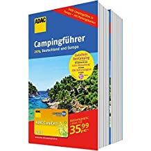 ADAC Camping Bundle 2014: ADAC Campingführer im Doppelpack: ganz Europa in einem Paket