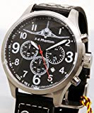 """Phantom"" Aviator Chrono Armbanduhr - Sonderedition - limitierte Auflage"