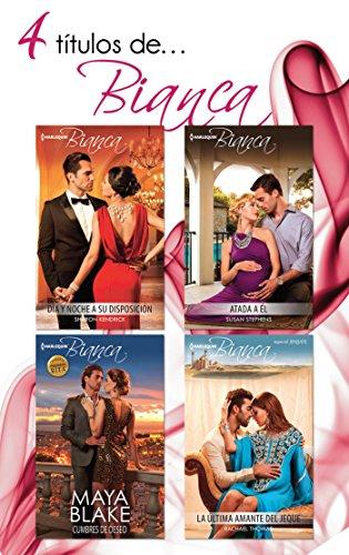 Pack Bianca agosto 2016 (Spanish Edition)