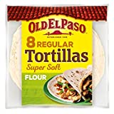 Old El Paso 8 Tortillas de Harina 326G