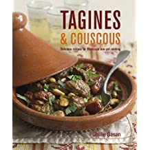 Tagines and Couscous: Delicious Recipes for Moroccan One-Pot Cooking by Ghillie Basan (2010-03-11)