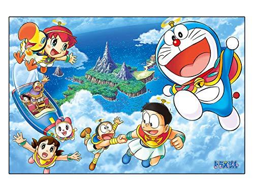CoolChange Puzzle de Doraemon, 1000 Piezas, Tema: Treasure Island