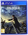 Final Fantasy XV PS4...