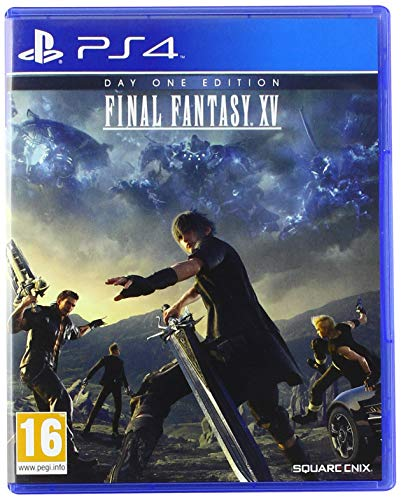 Final Fantasy XV - Edición Day One