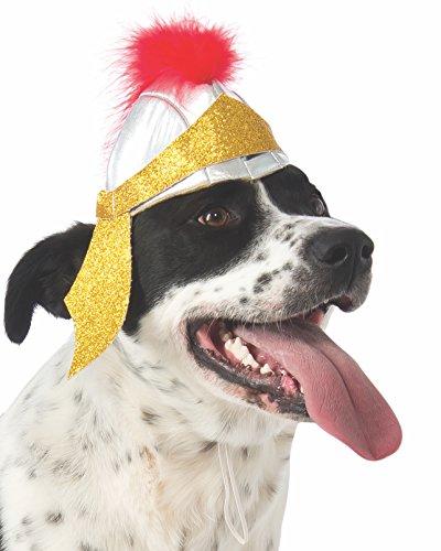 Rubies Costume römischen Helm Hund Kostüm