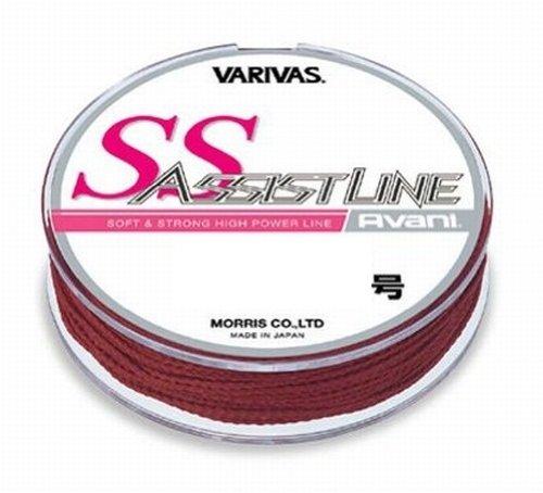 Varivas SS Assist Line with Inner Core 20m #25 130lb (3468) -