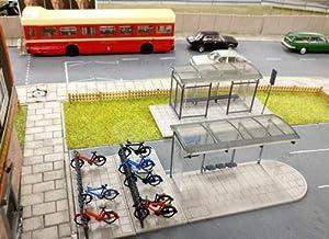 Gaugemaster GM423 Fordhampton Bus Shelters Kit