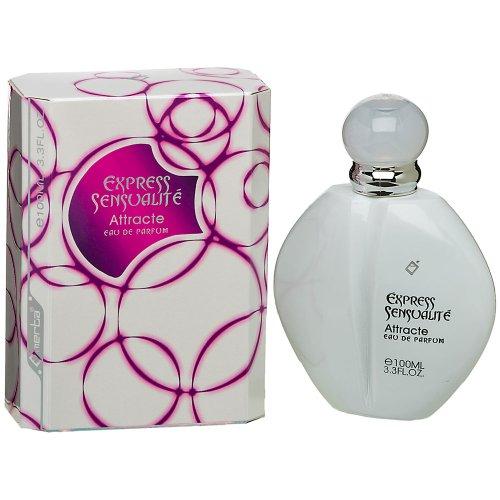 Gardenia-geschenk-set (Omerta Express Sensualite Attracte - Eau de Parfum - 100 ml, 1er Pack (1 x 100 g))