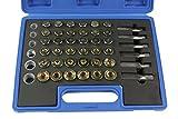114tlg Reparaturset für Ölablassschraube Ölwanne Reparatur Gewinde M13 M13x1,25 M13x1,5 M15 M17 M20 M22
