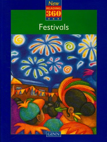 Ginn New Reading 360: Set of six readers, Level 8 (Festivals, Messages, Through the year, In our family, Moonshine, Magical tales) by Various (August 22, 1994) Paperback