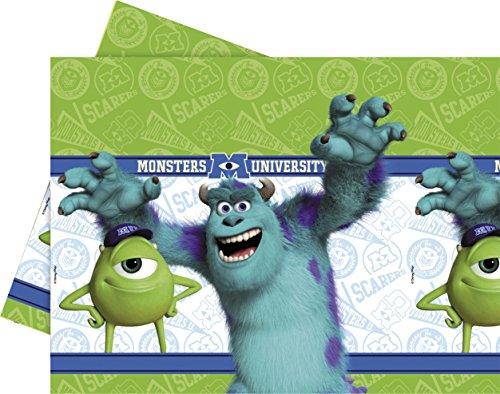 Disney Amscan International Monsters University Tischdecke (Monster University Spielzeug)