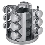 Renberg RB-4250 - Dosatori di spezie acciaio inox e vetro