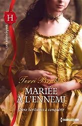 Mariée à l'ennemi (Les Historiques t. 560)