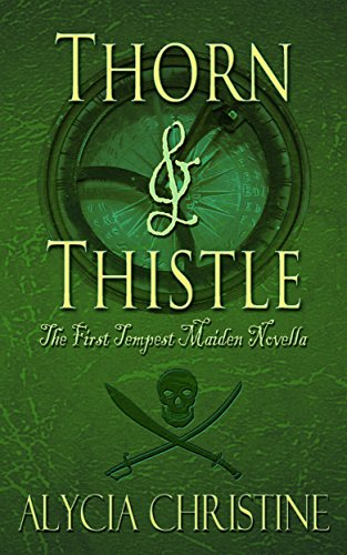 Thorn and Thistle (Tempest Maiden Book 1) (English Edition) Purple Thistle