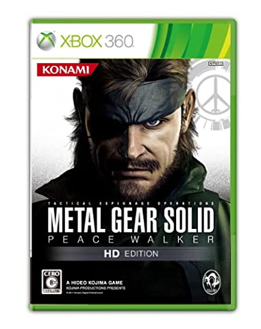 Metal Gear Solid: Peace Walker HD Edition[Import Japonais]