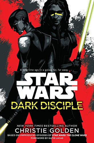 Pdfdownload star wars dark disciple by christie golden full written by christie golden katie lucas foreword narrated by marc thompson download the app and start listening to dark disciple star wars today fandeluxe Images
