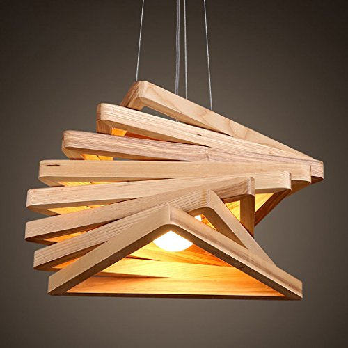 Industrial designer American Art epoca lampadario di