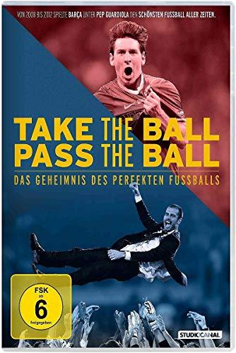 fussball dvd Take the Ball Pass the Ball – Das Geheimnis des perfekten Fußballs