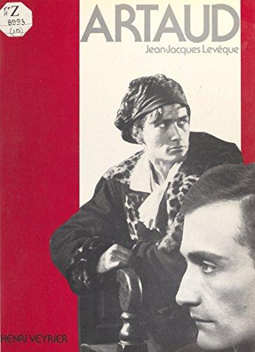 Artaud (Henri Veyrier) par Jean-Jacques Lévêque