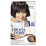 Clairol Nice 'n Easy with Color Blend Technology Permanent Color, Natural Dark Caramel Brown 120B 1 ea (Chemische Haarfärbungen)