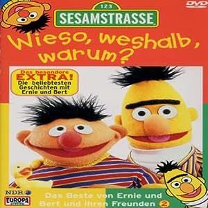 Sesamstraße 2 - Wieso, weshalb, warum!