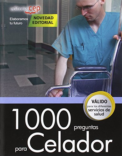 Descargar Libro 1000 preguntas para Celador de EDITORIAL CEP