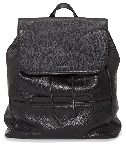 BREE Faro 4 | Damenrucksack aus feinem Leder | Black