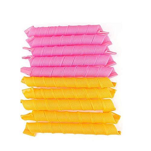 40 esponjas suaves sin calor rizadores pelo Rizadores