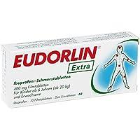 Preisvergleich für EUDORLIN Extra Ibuprofen-Schmerztabletten 10 stk