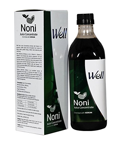 Modicare Well Noni Juice With Enriched Kokum Fruit (Sugar Free)-1000Ml Pack Of 1