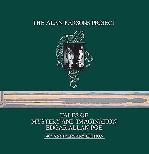 Tales Of Mystery and Imagination 40th Anniversary Edition (Ltd. Edt.) (3CD/1BluRay/2LP) (Alan Parsons Project Box-set)