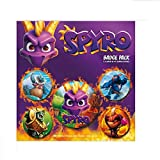 Pack Spyro - Chapas Reignited Characters