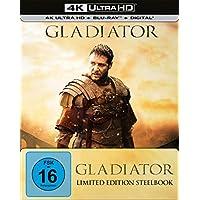 Gladiator Limited Steelbook