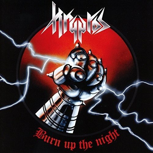 Kryptos: Burn Up the Night (Audio CD)