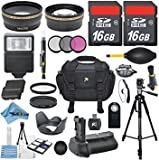Canon GP-ACCESSORYKIT5-072816 Mega Professional Accessory Bundle Kit for Canon EOS 5D Mark III DSLR Camera And Accessories