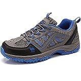 Zapatillas para Caminar para Zapato de Montaña para Gimnasio, Senderismo, Escalada, Viaje, Uso Diario, para Hombres Damas