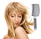 Brosse–Cheveux-En-Poils-De-Sanglier–Brosse-Araigne-Courbe-Femme-Pour-styling-et-Dmler-Les-Cheveux-Longs-Epais-Fins-Friss-Et-Emmls-Brosse-Araigne