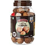 Borges California Walnuts in Shell, 500g with Free Nut Cracker