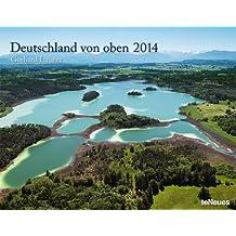 Deutschland von oben 2014