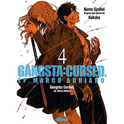 Gangsta Cursed - Tome 04