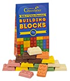 Chocolate Lego Building Blocks