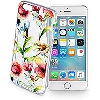 Cellular Line stycflower2iph647iPhone 6/6S Flower/Transparent